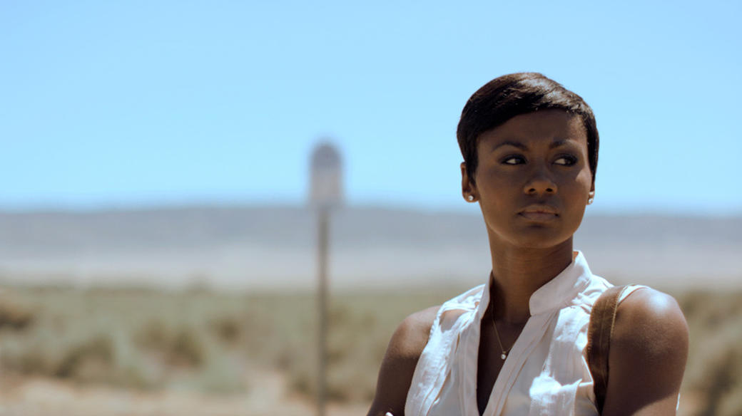 Emayatzy Corinealdi as Ruby in