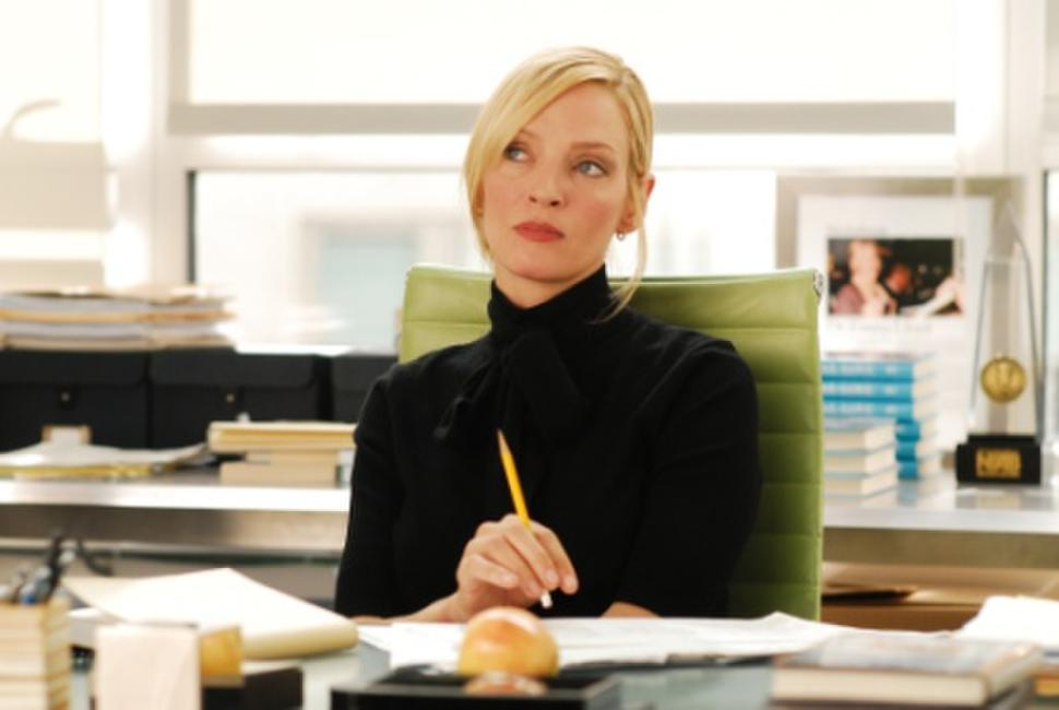 Uma Thurman as Dr. Emma Lloyd in
