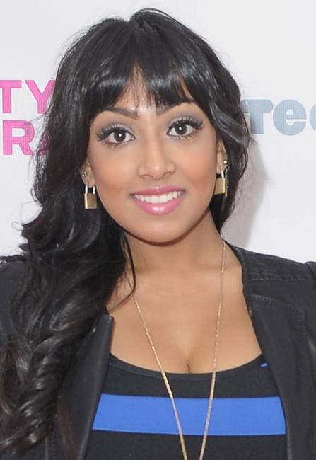 Melinda Shankar at the premiere of