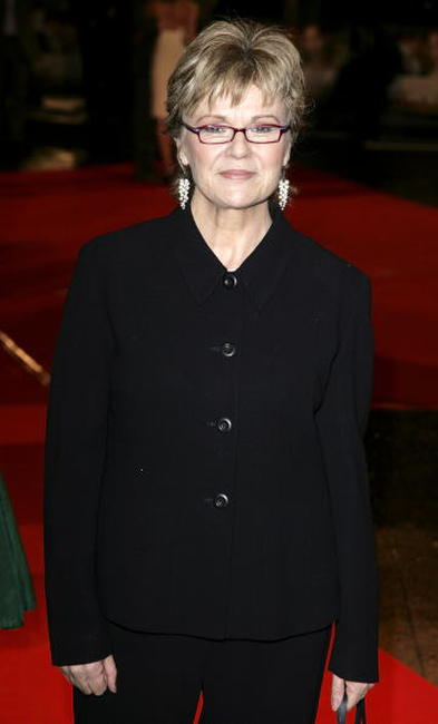 Actress Julie Walters at the London premiere of