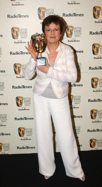 Julie Walters at the The British Academy Television Awards.