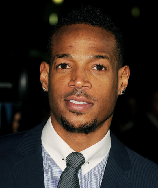 Marlon Wayans at the California premiere of