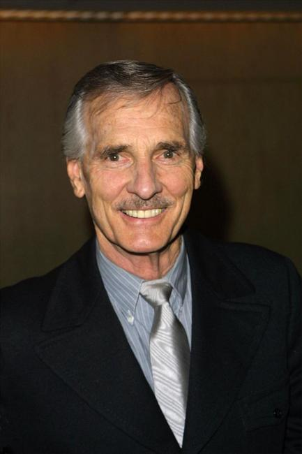 Dennis Weaver at the 15th Annual Genesis Awards.