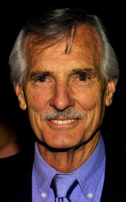 Dennis Weaver at the Environmental Media Awards.