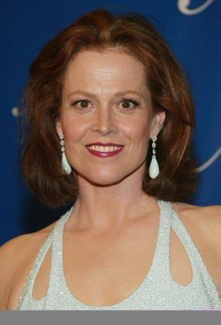 Sigourney Weaver at the 32nd Annual Fragrance Foundations FiFi Awards.