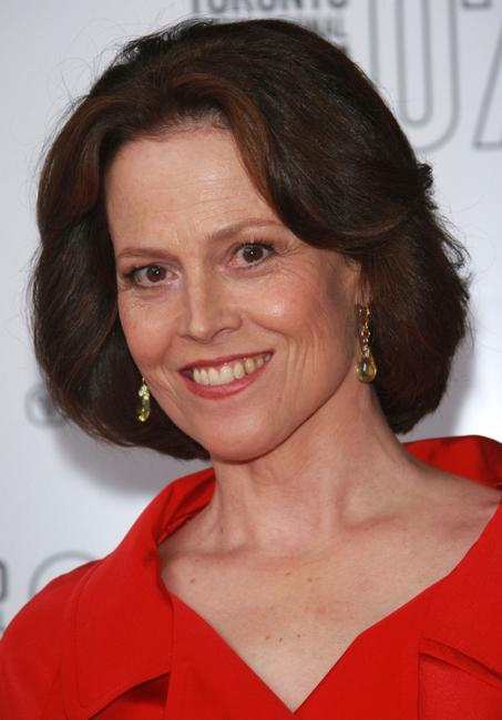 Sigourney Weaver at the Toronto International Film Festival World Premiere of