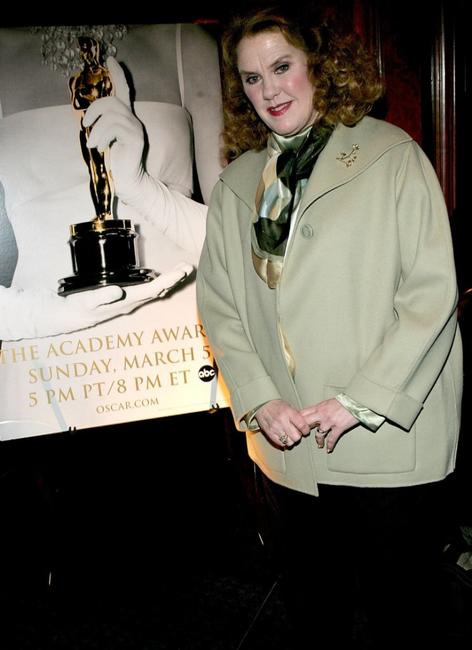 Celia Weston at the Academy of Motion Picture Arts & Sciences New York Oscar Night Celebration.