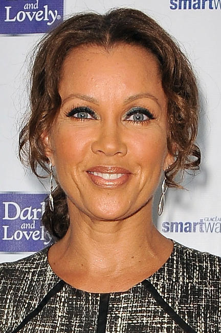 Vanessa Williams at the Spring 2013 Mercedes-Benz Fashion Week in N.Y.