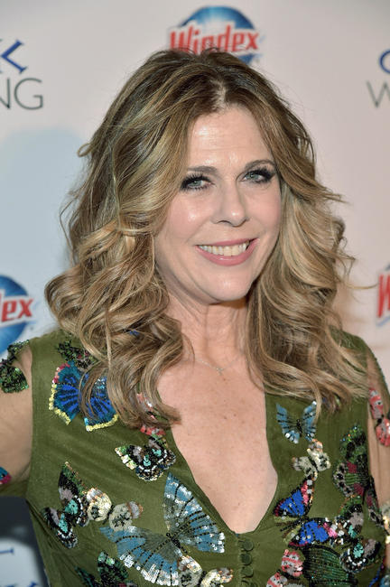 Rita Wilson at the New York premiere of