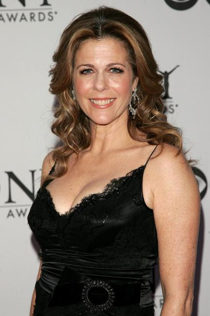 Rita Wilson at the 60th Annual Tony Awards.