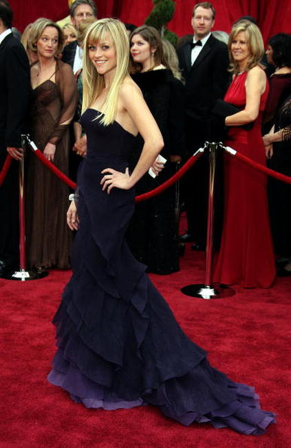 Reese Witherspoon at the 79th Annual Academy Awards in Hollywood.