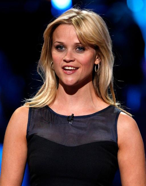 Reese Witherspoon at the taping of Idol Gives Back held at the Kodak Theatre.