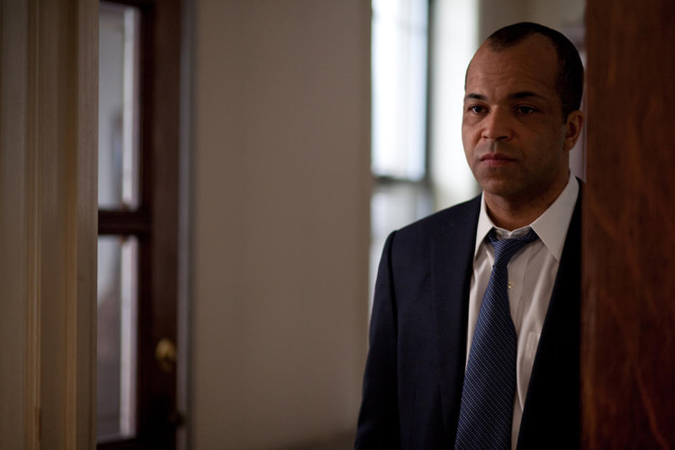 Jeffrey Wright as William Black in