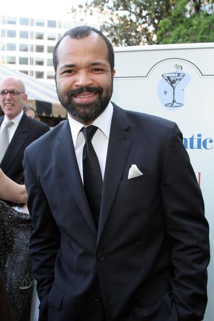 Jeffrey Wright at The Creative Coalition and The Atlantic Media Company Reception.