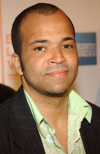 Jeffrey Wright at The Tribeca Film Festival Awards Show.