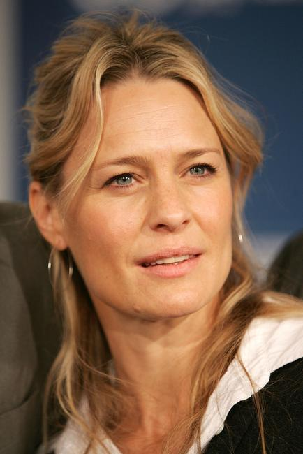 Robin Wright Penn at the Toronto International Film Festival press conference for