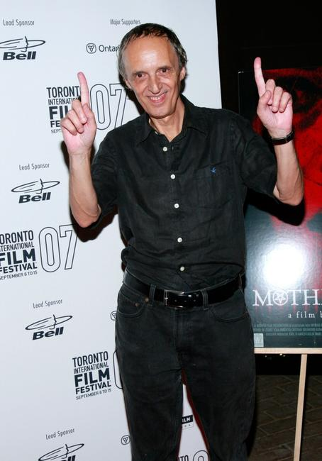 Dario Argento at the Toronto International Film Festival 2007.