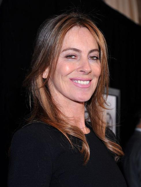 Kathryn Bigelow at the 35th Annual Los Angeles Film Critics Association Awards.