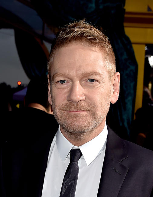 Kenneth Branagh at the California premiere of