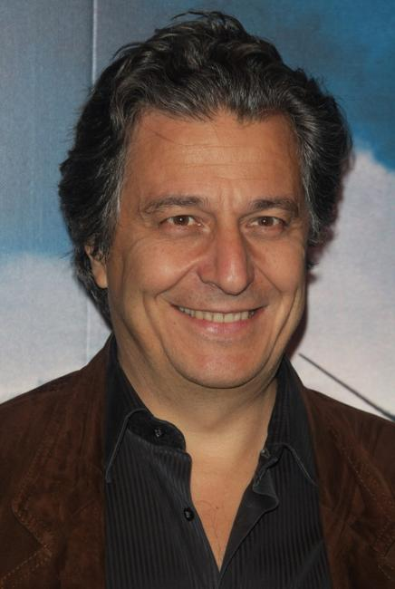 Christian Clavier at the premiere of