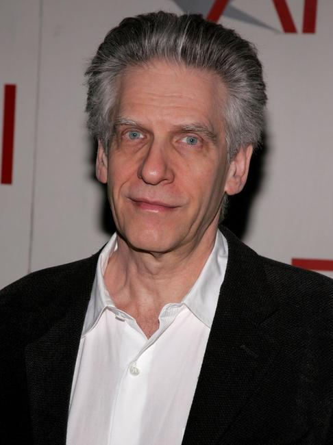 David Cronenberg arrives at the AFI Awards Luncheon 2005.