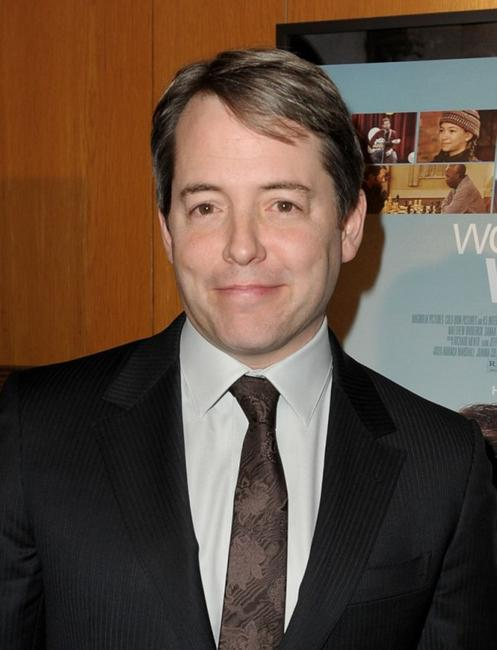 Matthew Broderick at the California premiere of