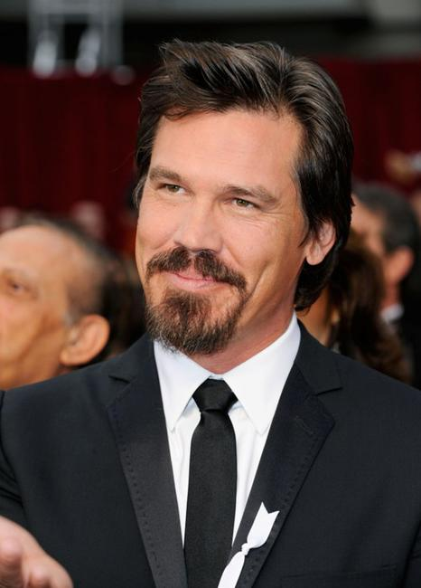 Josh Brolin at the 81st Annual Academy Awards.