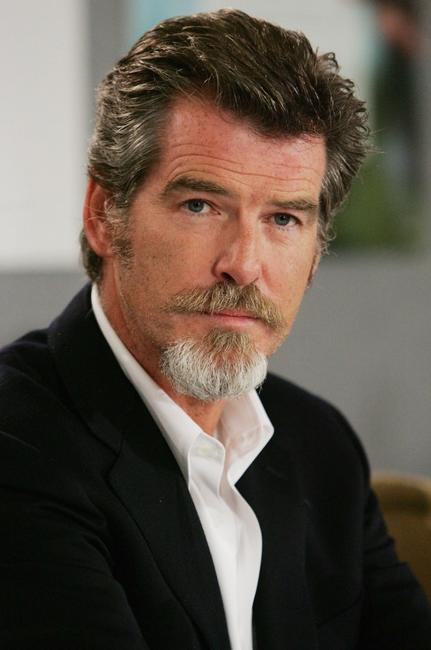 Pierce Brosnan at the 2006 Toronto International Film Festival.