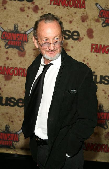Robert Englund at the Fuse Fangoria Chainsaw Awards.