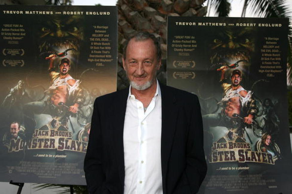 Robert Englund at the screening of