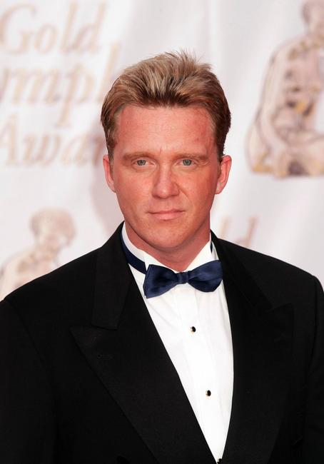 Anthony Michael Hall at the Gold Nymph awards ceremony at the 44th Monte-Carlo Television Festival.