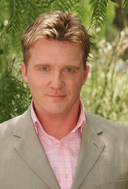 Anthony Michael Hall at the photocall at the 44th Monte-Carlo Television Festival.
