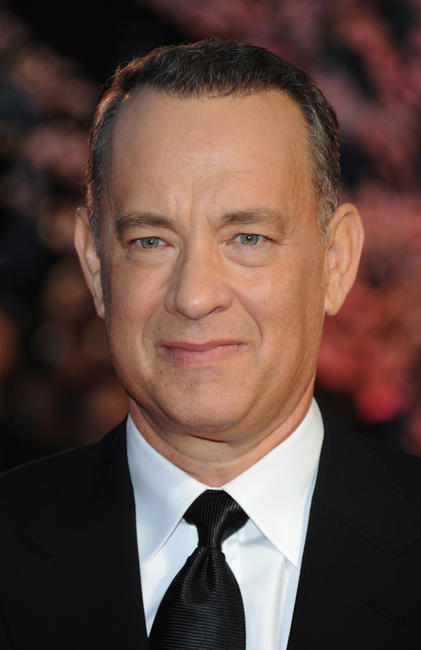 Tom Hanks at the premiere of