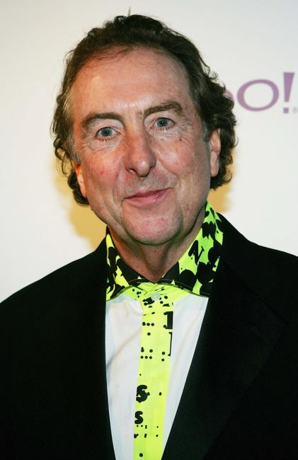 Eric Idle at the opening night after party of
