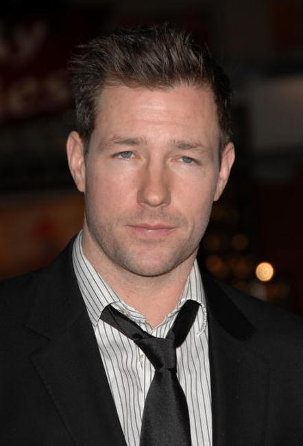 Ed Burns at the