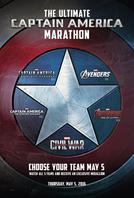 Captain America Marathon showtimes and tickets