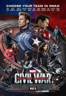 Captain America: Civil War The IMAX Experience showtimes and tickets