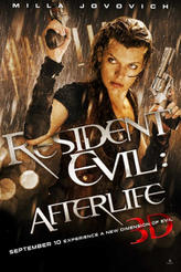 Resident Evil: Afterlife showtimes and tickets