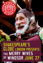 The Globe Theatre Presents The Merry Wives of Windsor showtimes and tickets