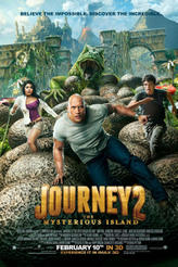 Journey 2: The Mysterious Island 3D showtimes and tickets