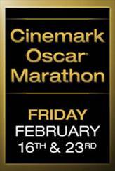 Cinemark Oscar Marathon showtimes and tickets