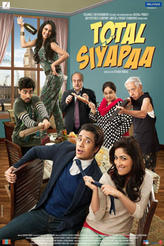 Total Siyapaa showtimes and tickets