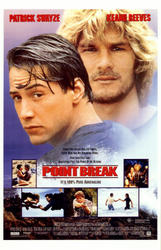 Point Break (1991) showtimes and tickets