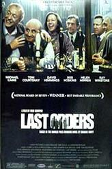 Last Orders showtimes and tickets