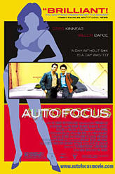 Auto Focus showtimes and tickets