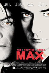 Max (2002) showtimes and tickets