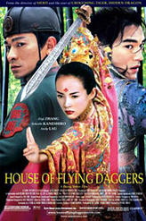 House of Flying Daggers showtimes and tickets