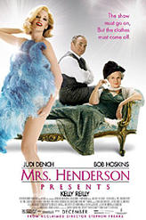 Mrs. Henderson Presents showtimes and tickets