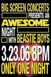 An Awesome Night with Beastie Boys showtimes and tickets