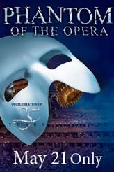 Phantom Week: Phantom of the Opera showtimes and tickets